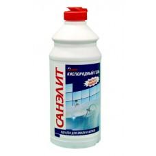 Чистящее средство: САНЭЛИТ-Кислородный гель 500мл для сантехники