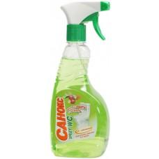 Чистящее средство: САНОКС-spray WC 500мл спрей от ржавчины, известковых, органических отлож