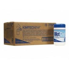 Kimberly-Clark: Салфетки Кимтех Веттекс протирочные (ведро +12 картриджей)