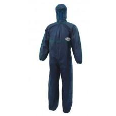Kimberly-Clark СИЗ: Комбинезон Клингард A10 XXL для защиты от легких загрязнений с капюшоном синий