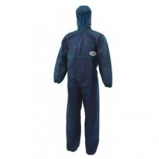 Kimberly-Clark СИЗ: Комбинезон Клингард A10 XL для защиты от легких загрязнений с капюшоном синий