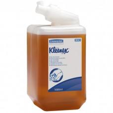 Kimberly-Clark: Мыло Клинекс 1 литр жидкое янтарное