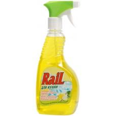 Чистящее средство: АИСТ Раил 500мл для мытья кухонных поверхностей (с триггером)
