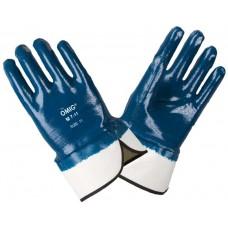 Перчатки: х/б с полным нитриловым покрытием