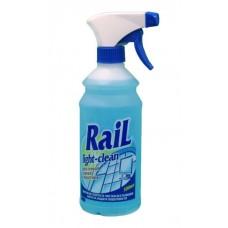 Чистящее средство: АИСТ Раил 500мл для стекол  (с триггером)