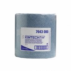 Kimberly-Clark: Салфетки Кимтех 500л 1сл синие