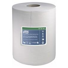 Tork: Салфетка W1, W2, W3 Premium 160л 1сл 38х32 нетканый материал суперпрочная белая