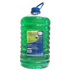 Мыло жидкое: VCLEAN 5л туалетное с глицерином ЛЕТНЯЯ ПРОХЛАДА зеленое
