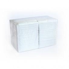 DUNI: Салфетки столовые 3сл 250листов 24х24 белые