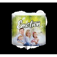 """Бумага туалетная """"Мягкий знак"""" Emotion трехслойная белая"""