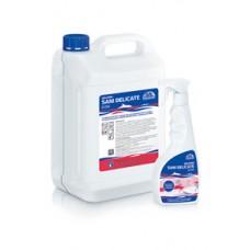 Dolphin: Сани-Деликат 500мл для ежедневной уборки влажных помещений триггер