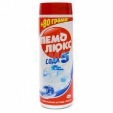 Чистящее средство: ПЕМОЛЮКС 480г МОРСКОЙ БРИЗ