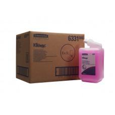 Kimberly-Clark: Мыло Клинекс 1 литр жидкое розовое