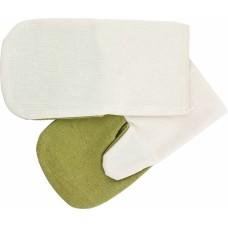 Перчатки: Рукавицы с брезентовым наладоннником