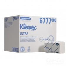 Kimberly-Clark: Полотенца бумажные Клинекс Медиум 124л 2сл 31,5х21,5см белые