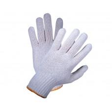 Перчатки: х/б вязаные 5-ти ниточные белые