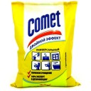 Чистящее средство: КОМЕТ 400г порошок (в п/э пакете) ЛИМОН