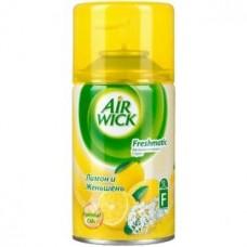 Освежители воздуха: АИРВИК 250мл авт. (зап.блок) Лимон и женьшень