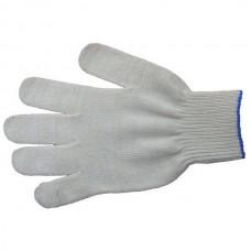 Перчатки: х/б вязаные с ПВХ 4-х ниточные белые
