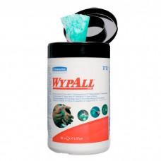 Kimberly-Clark: Салфетки Вайпол 50л 1сл влажные зеленые