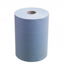 Kimberly-Clark: Полотенца бумажные Скотт Слимролл 165м/20 1сл синие