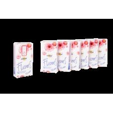 Бумажные салфетки: Платки 2сл 12платочков белые Сясьский ЦБК