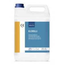 KiiltoClean: Клорилли 5л для дезинфекции и очистки поверхностей
