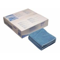 Kimberly-Clark: Салфетки Кимтех 39х39см полировочные из микрофибры синие
