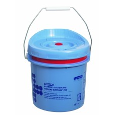 Kimberly-Clark: Ведро-диспенсер Веттекс 4,5л для протирочных салфеток синее