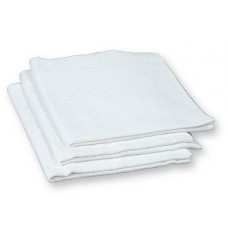 Текстильные изделия: Полотенце вафельное 80х45см, 200 г/м2 отбеленное