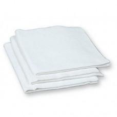 Текстильные изделия: Полотенце вафельное 45х100см, 200г/м2 отбеленное