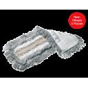 Vileda: Моющая насадка КомбиСпид Трио 40см серо-бело-бежевая