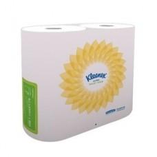 Kimberly-Clark: Бумага туалетная Клинекс Ультра 30м 2сл белая