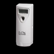 Lime: Диспенсер Prestige для освежителя воздуха белый