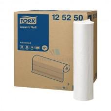 Tork: Простынь медицинская  Advancedl C1 50м/50см  132л/рул 2сл. белая
