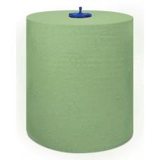 Tork: Полотенца бумажные H1 Advanced Soft Matic 2сл 150м/21 зеленые